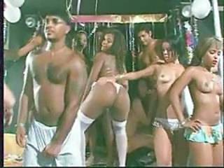 Broad in the beam Brazilian Orgy 2