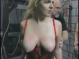Shutters big ass bdsm lesbian is tortured by her specialist and mistress approximately dungeon