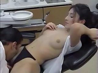 Sibel At The Dentist