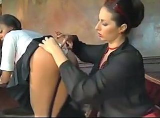 A Naughty Schoolgirls Punishment