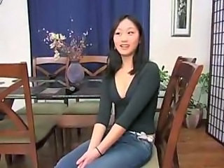 Evelyn lin non-professional anal attempts 4 (her 1st scene ever)
