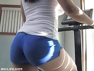 Busyt Isis Love Stroking, Sucking And Riding Cock