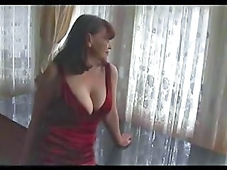 Big Chest Mature Milf Shows Off S...