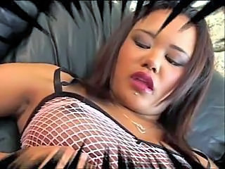 Hellacious Asian Whore Gets Hellacious Take The Sack Like A Wild Beast