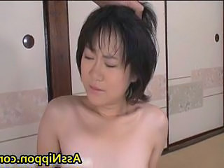 Cute Asian Baby engulfing hard and drilled good