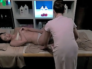 Lesbian Payola Massage Luxury Spoken for 07a (censored)
