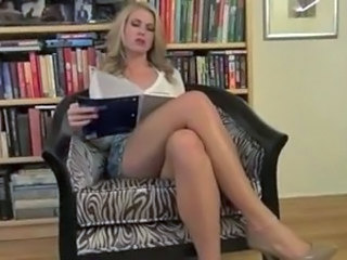 Milf doctor has the cure. JOI and CEI Sex Tubes