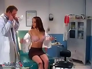 Nasty Doctor Examines Pretty Girl`s Nice Body And Fucks Her A Minute L...