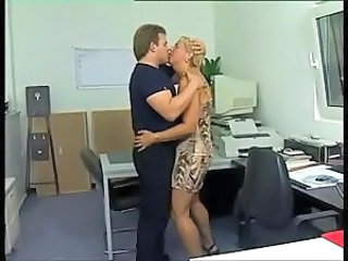 German Mature Designation AnaL SeX
