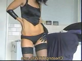Sexy Wife Fisting Her Own up to Pussy