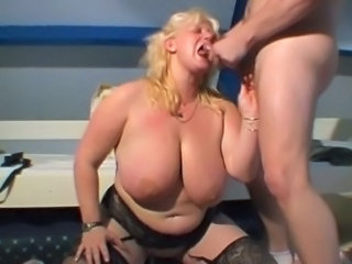 Big titted mature bbw