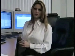 star tits gets down more the office