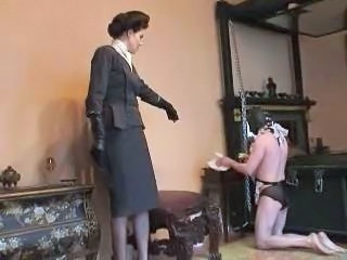 Strict Governess Be useful to The Manor