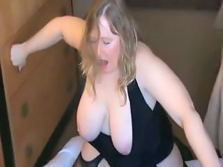 Teen big tits blonde