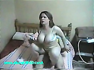 Obese ass egyptian whore fucks by boyfriend