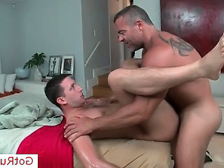 Guy property domestic rubbing away from gotrub part6