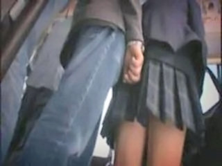 "Young Schoolgirl groped and facial in Subway"" target=""_blank"