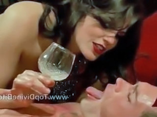 Bobbi gives John a giving out in servitude