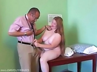 Chubby amateur redhead loves concerning cum