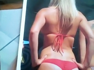 Cum exposed to great ass be fitting of bikini contest whittle Jessica