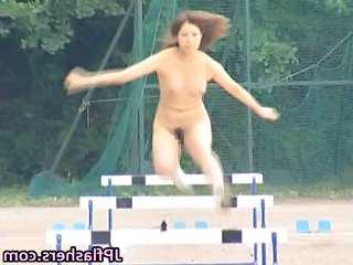 Totally free jav of Asian crude inside undressed chase