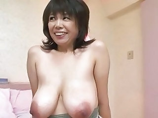 Excited too Mature asia big boobs