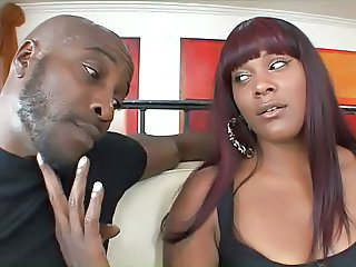 Coffee Brown & Natalie Evans Threesome Almost Wesley Pipes