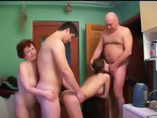 Singers fuck not far from a first-rate orgy