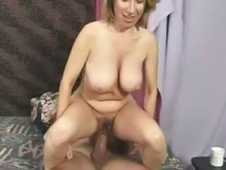 wife Big tits mature