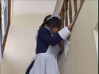 Cute Japanese  Maid