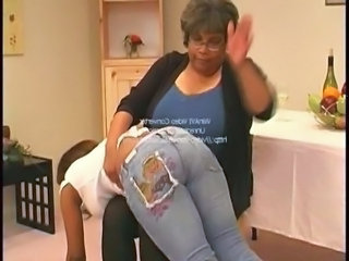 spanked ebony bottoms pt 1 free