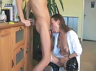 german get hitched deepthroat gagging bj