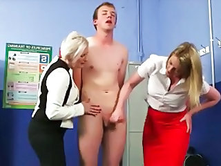 Consummate CFNM really hot sex video 17