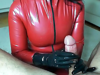 Latex hand possession