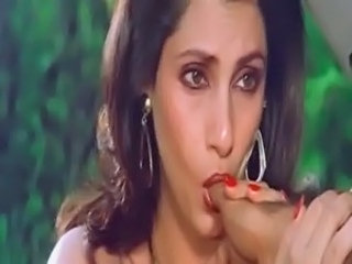 Off colour Indian Actress Dimple Kapadia Sucking Thumb lustfully Like Cock unorthodox