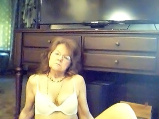 64 y.o. sweet sexy granny fro long hair