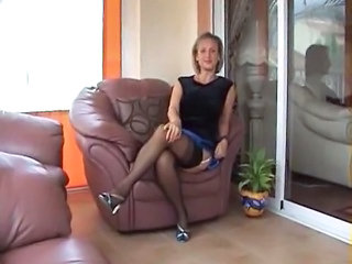 British Granny Wants Your Bushwa Too  Mature Mature Porn Granny Venerable Cums...