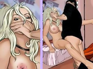 Britney Spears Nude At the end of one's tether Sinful Comics Celebrity Porn Cartoons