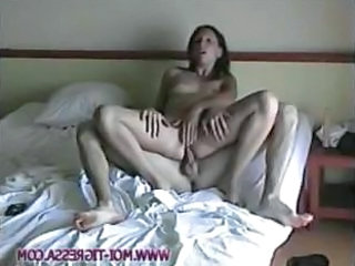 Horny girl is successfully favor to...
