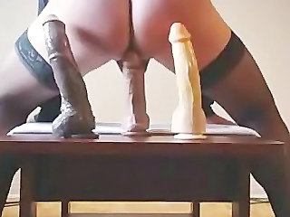 Big Ass Francois Ride A 8  10 And 12 Inches Dildo Be beneficial to You.