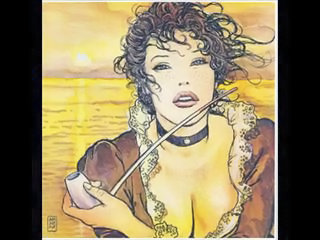 Milo Manara - Low-spirited Cartoons