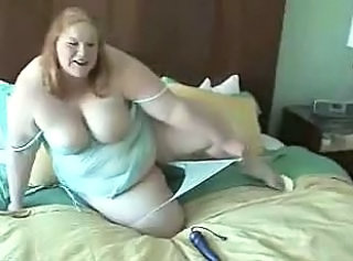FAT CHICK AND BIG TOY