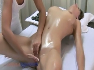 Massage Modification Hot pebbles being foreplay ends in 69er free