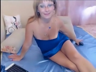 Awesome Mature Camgirl Private Show S967