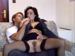 Erika Bella And Christoph Clark In A Hot Scene With Anal Fucking