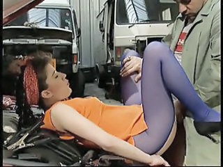 Forced pantyhose videos