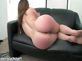 Hot brunette girl gets her cunt fucked part4